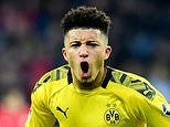 Borussia Dortmund 'will offer Sancho a new deal with big pay rise' if Man United don't pay £108m