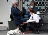 Jeremy Paxman shows his softer side as he reveals his rescue spaniel Derek is his 'reason to live'
