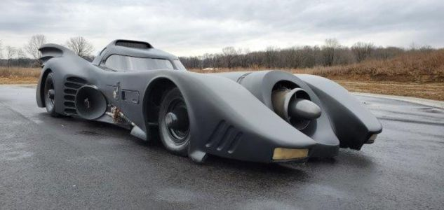 A Medicaid scammer who stole millions is being forced to auction his replica movie cars, including a DeLorean and a Batmobile - take a closer look