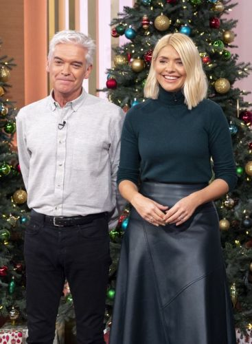 Phillip Schofield And Holly Willoughby Fall-Out Reports Dismissed By ITV