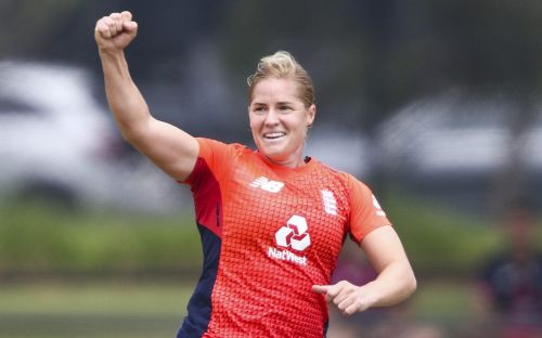 England women's greatest fast bowler Katherine Brunton preparing for life after cricket and why Natalie Sciver is her perfect match