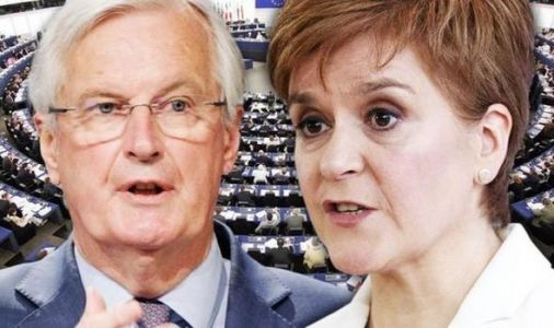 Nicola Sturgeon's attempts to keep Scotland linked to Brussels post-Brexit in tatters