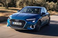 Audi A3 Sportback 35 TDI S tronic S line 2020 review