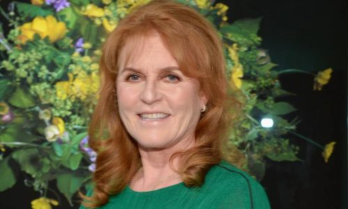 Sarah Ferguson shares glimpse inside floral-themed room at Royal Lodge