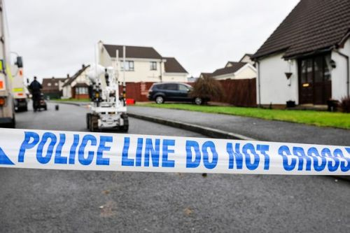 Bomb alert after explosion - one man in hospital and homes evacuated