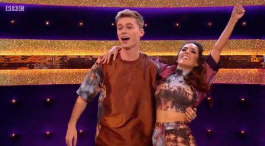 Strictly Come Dancing 2020: HRVY becomes the first star to achieve perfect score of 30