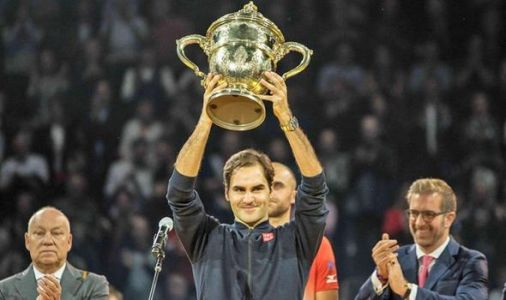 Roger Federer vs Peter Gojowczyk LIVE stream: How to watch Swiss Indoors match online