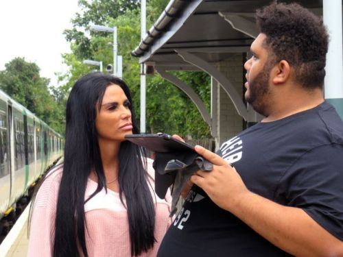 Katie Price's Son Harvey Made Dream Offer By Network Rail After Moving Documentary