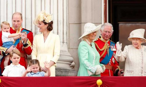 Why April is a special month for the Queen and her family despite coronavirus lockdown