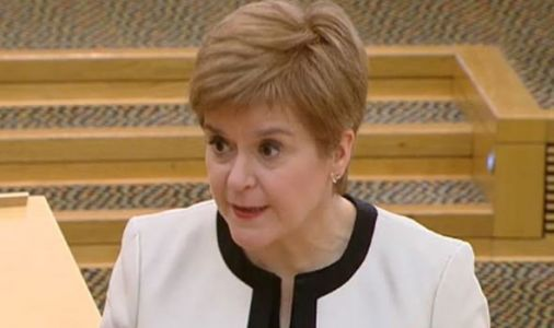 Nicola Sturgeon erupts as SNP 'failures' exposed in furious FMQs clash: 'This is basic!'