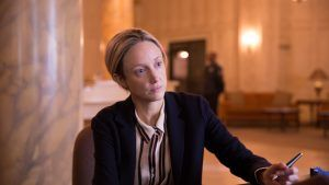"""Andrea Riseborough: """"There's no right way to do something differently but it's important to try"""