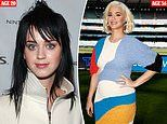 Then & wow, FEMAIL unveil the women who look better now than ever: Katy Perry