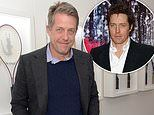 Hugh Grant, 60, says 'trying to be a young father in an old man's body' is the 'best and worst' time
