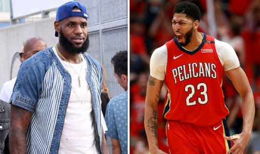 LeBron James: Lakers star officially WELCOMES Anthony Davis to the 'family' after big move