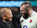 Eddie Jones insists he '100 per cent' supports Joe Marler