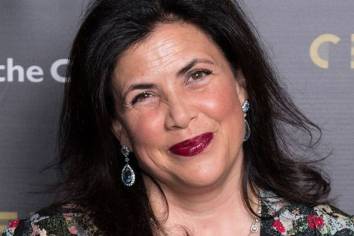 Kirstie Allsopp says burying her mother in the back garden was 'carnage'