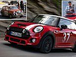 Mini launches Paddy Hopkirk Edition to celebrate 1964 Monte Carlo Rally winner