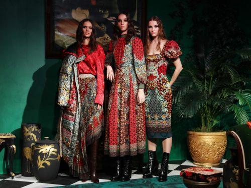 Alice + Olivia debuted a sustainable Fall 2020 collection at New York Fashion Week - and it's just the latest major luxury brand to pivot its efforts towards curbing fashion's 2.5 billion pound waste problem