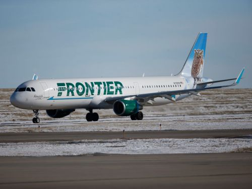 Frontier Airlines canceled a flight after booting a group of maskless passengers. Now it's facing claims of anti-Semitism