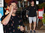 Bachelor in Paradise: Jamie Doran drowns his sorrows on the Gold Coast amid legal dramas