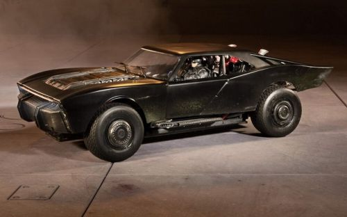 Hot Wheels reveals radio controlled Batmobile from forthcoming movie The Batman