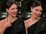 Eiza Gonzalez reveals she fell in love with stripper while getting lapdance at Super Bowl party