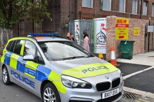 Cricklewood Mosque 'Attack': Three Injured After Car Ploughs Into Pedestrians