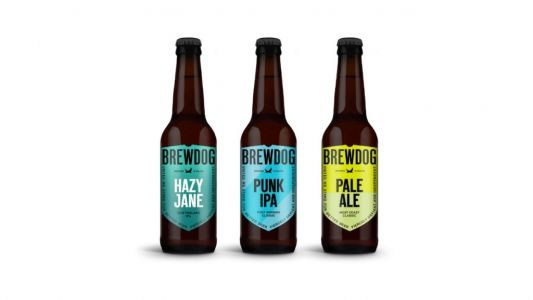 BrewDog launch redesign on packaging - and beer fans are divided