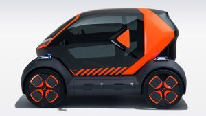 Renault reveals new Mobilize car-sharing mobility brand with new concept