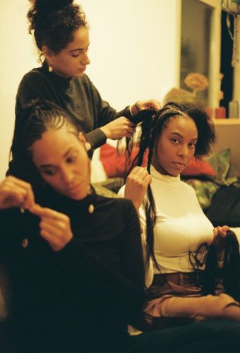 Tips on caring for afro hair in quarantine, from hairstylist Kemi Akinbola