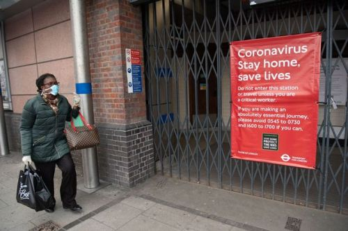 'Green shoots' in coronavirus fight but health chief warns against complacency