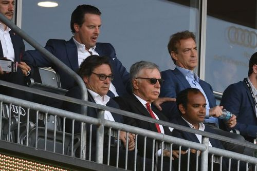 Arsenal owner Stan Kroenke breaks silence on Raul Sanllehi's sudden departure