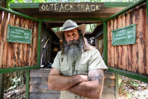 'I'm A Celebrity': Meet Kiosk Kev, Kiosk Keith's Replacement Owner Of The Outback Shack