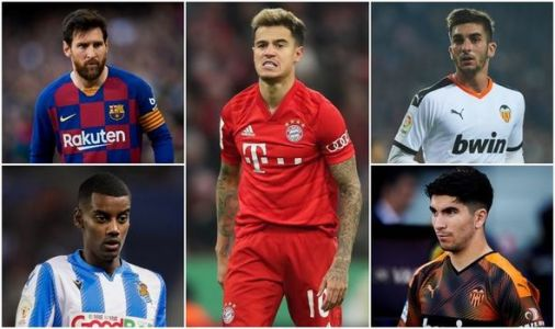 Philippe Coutinho to Chelsea transfer boost, Man Utd target £81m Spain pair, Lionel Messi