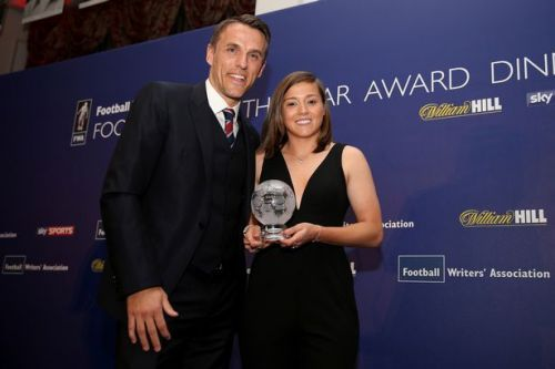 Phil Neville explains England Women was stepping stone to club football