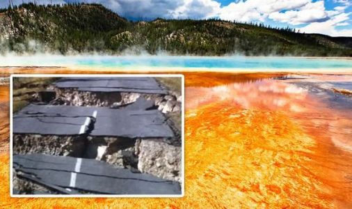 Yellowstone visitors' 'end of the world' fears after huge earthquake rocked park