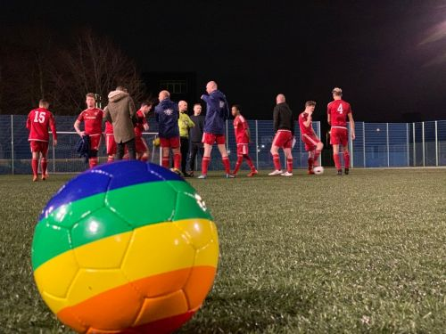 Homophobic Abuse Aimed At Local Football Team Caught On Tape