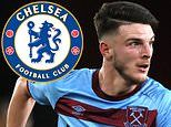 Chelsea 'to make last-ditch attempt to sign Declan Rice' - and could sell Jorginho to Arsenal
