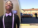 Teen who battled bone cancer for much of his life is shot dead in suspected drug deal gone wrong