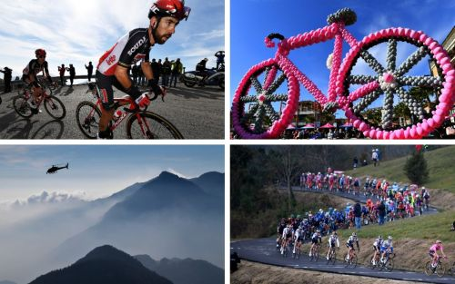 Giro d'Italia 2021 route:When does each stage start and how can I follow the action live on TV?