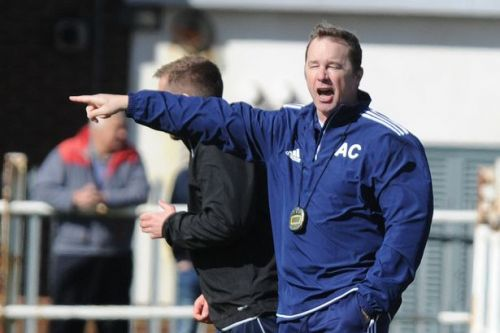 Andy Colley returns as Bathgate Thistle manager