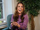 Kate Middleton says she'd 'like to ask the experts' about temper tantrums