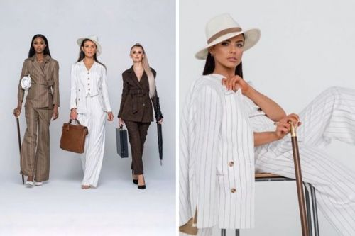 Love Island star Rosie Williams launches her own fashion brand White Collar