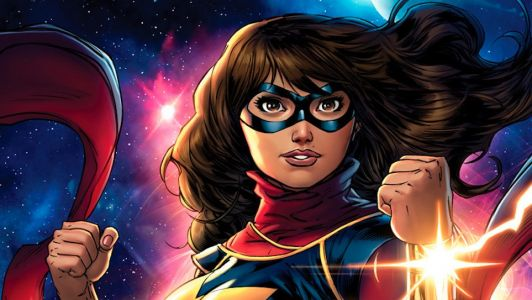 Disney is reportedly making a 'Ms. Marvel' TV series for its upcoming Netflix competitor, bringing the Muslim superhero to the MCU