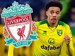 Liverpool 'will need to pay at least DOUBLE their £10m valuation of Norwich star Jamal Lewis'