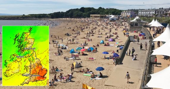 Britain set to be hotter than Ibiza this weekend with highs of 29°C