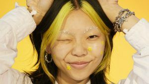 HappyYOUyear: why 'pimping' your pimples is the next big thing