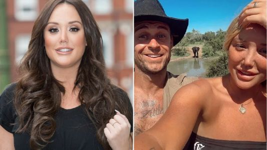Charlotte Crosby splits with I'm A Celebrity's Ryan Gallagher weeks after making it official