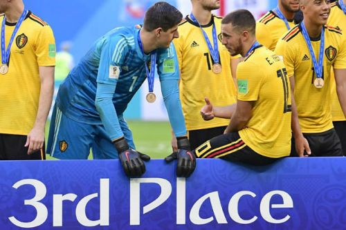 Chelsea to allow one of Eden Hazard and Thibaut Courtois to leave this summer amid Real Madrid interest