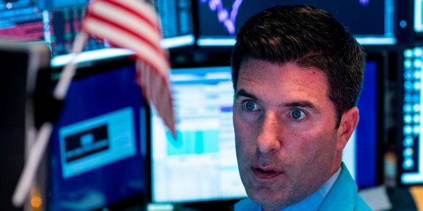 A gauge of stock-market euphoria is surging past the highs it reached before the 2008 financial crisis - and it's convinced one Wall Street bull that a meltdown is near